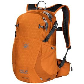 Jack Wolfskin Moab Jam 18 Plecak, orange grid